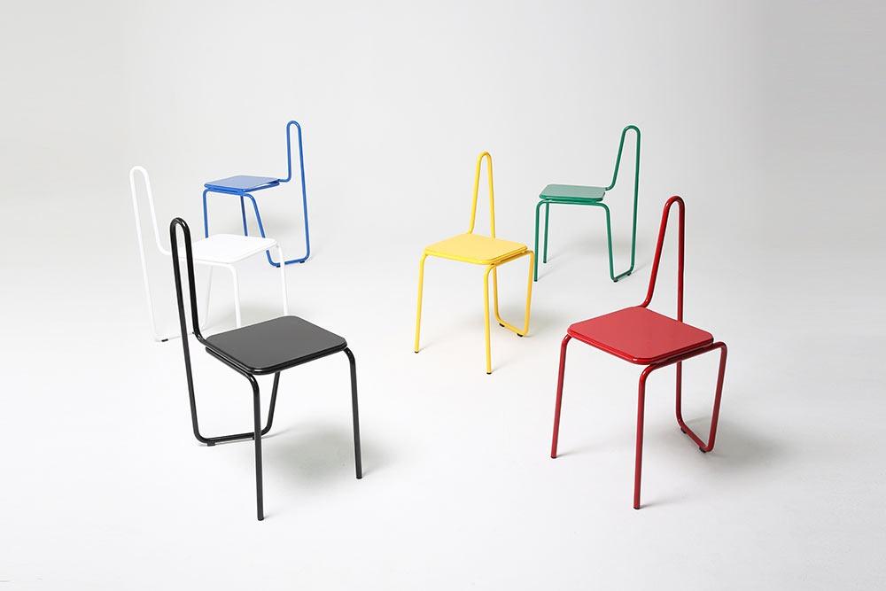 Picasso sandalyeleri