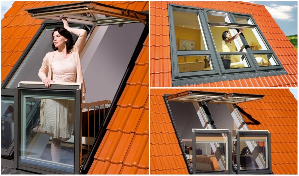 window balcony