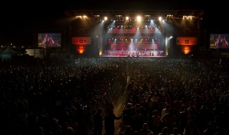 mawazine festival morocco