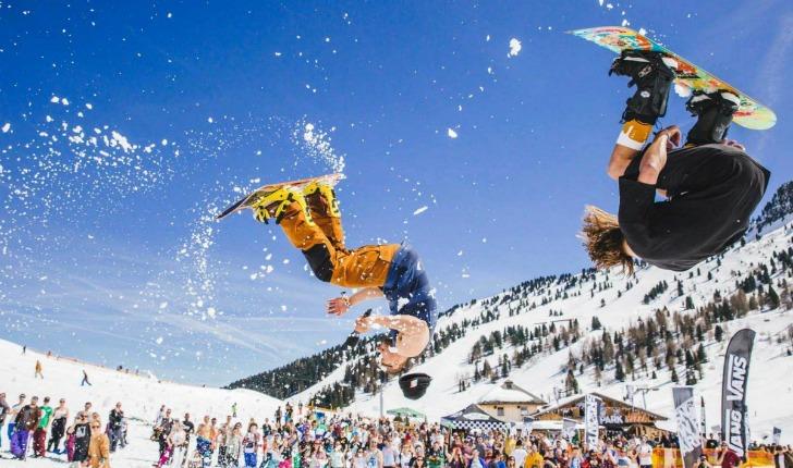snowbombing festival avusturya