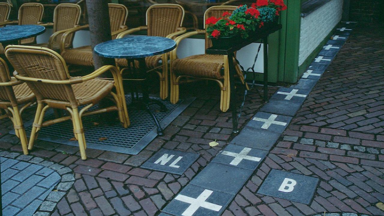belçika hollanda sınırı