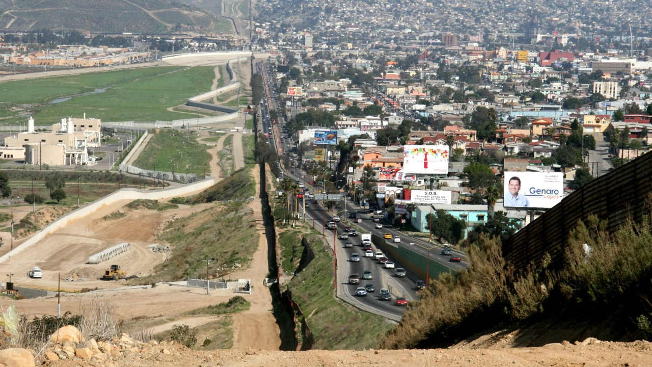 meksika amerika sınır