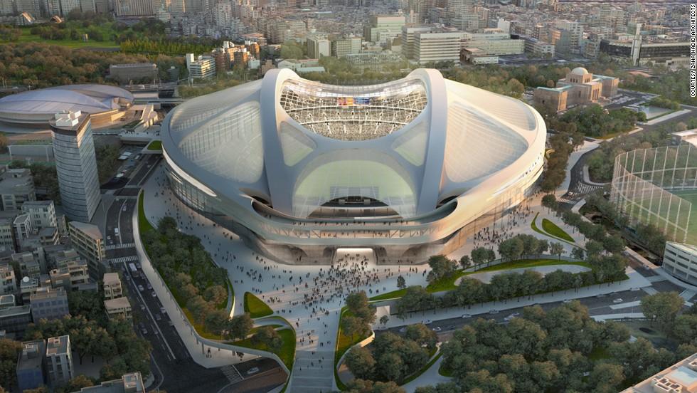Tokyo Olimpik Stadyumu