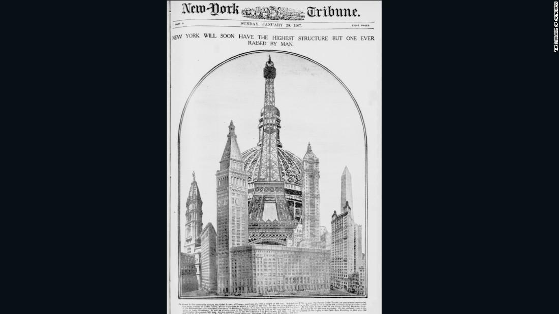 The Coney Island Globe Tower