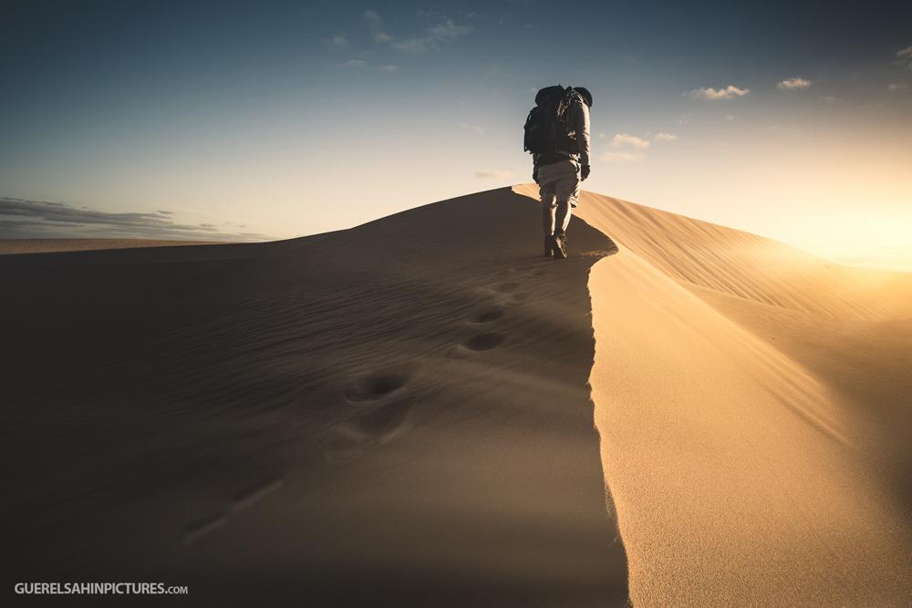 Gürel Şahin'in çektiği manzara fotoğrafları