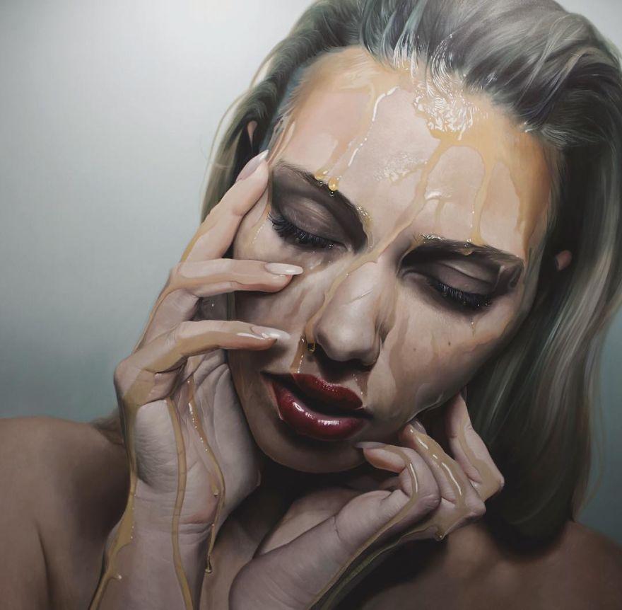 mike dargas sanat kadın