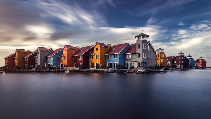 Groningen, Hollanda