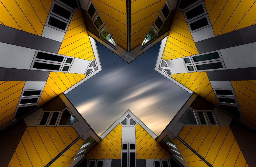 Rotterdam, Hollanda