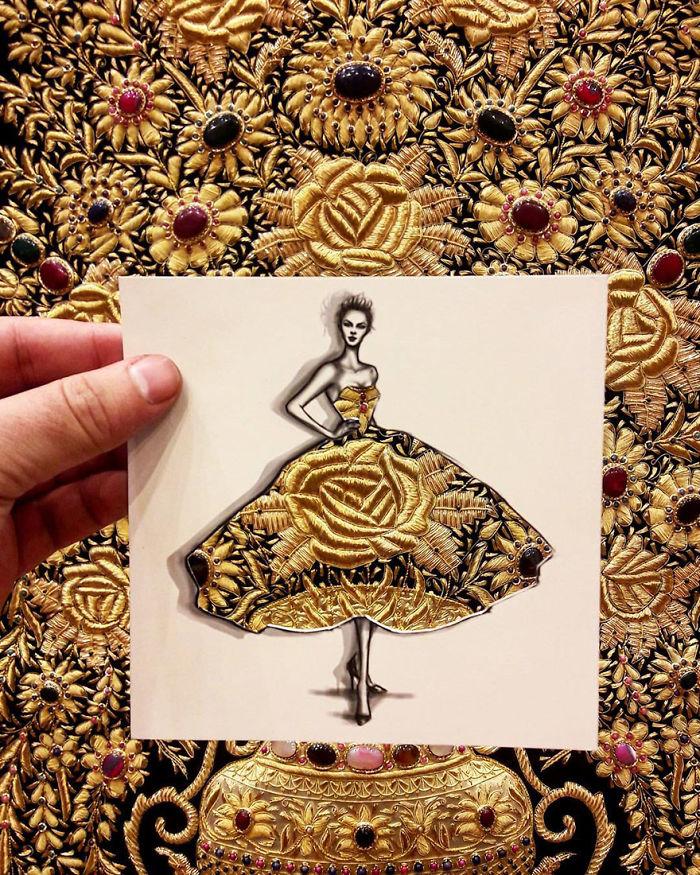 moda tasarım örnekleri