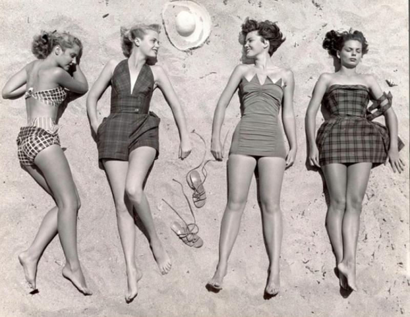 Mükemmel kadın vücudu algısı ve son 100 yıldaki değişimi