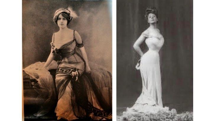 Mükemmel kadın vücudu algısının zaman içinde değişimi