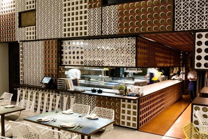 spain barcelona disfrutar restoran