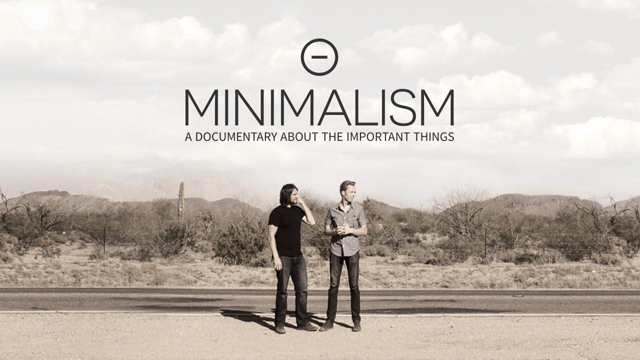 minimalism belgesel