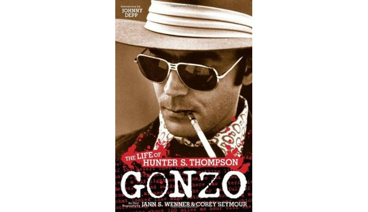 en iyi biyografi kitaplari gonzo