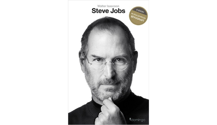en iyi biyografi kitaplari steve jobs