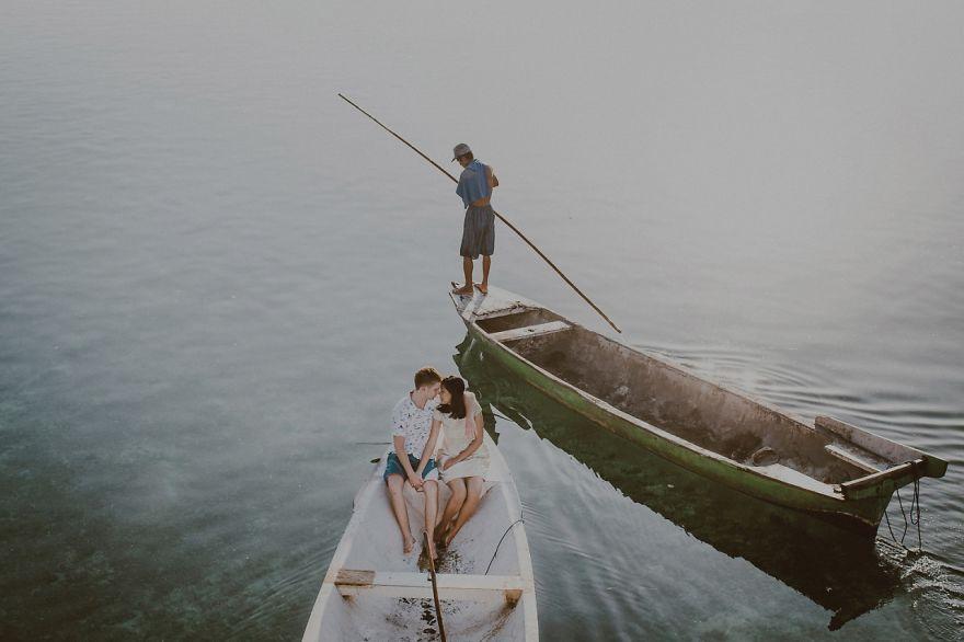 Lembongan Adası, Bali, Endonezya