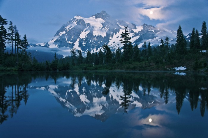 mount shuksan washington