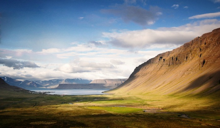 the fjords of iceland