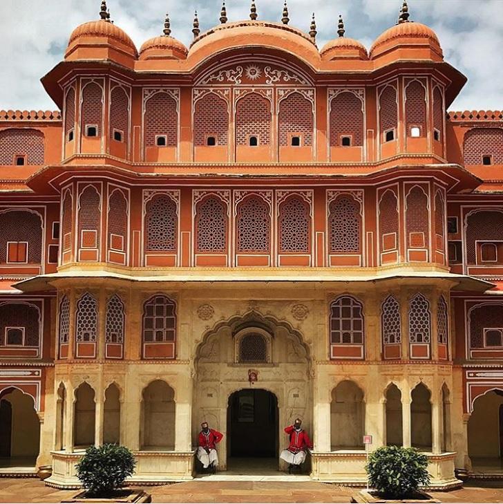 city palace jaipur india c