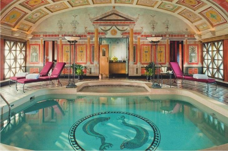 hotel principe di savoia milan italy c