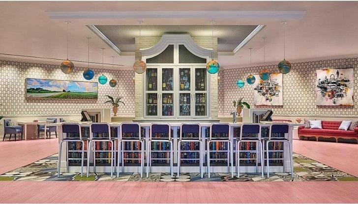 lobby bar the graduate hotel oxford ms c