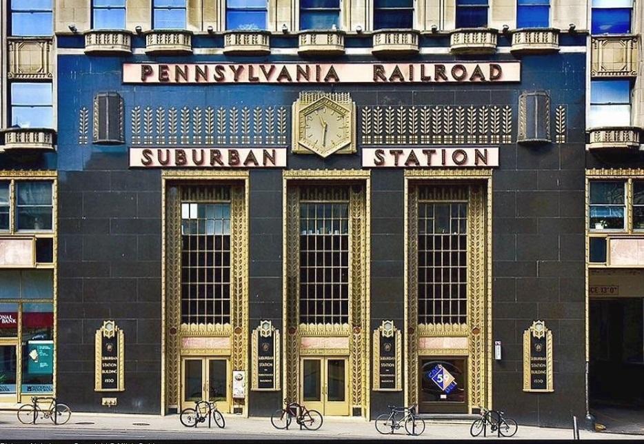 suburban station philadelphia pa c