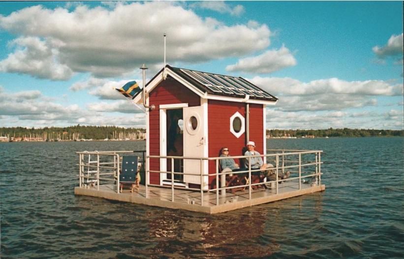 the utter inn lake malaren sweden c