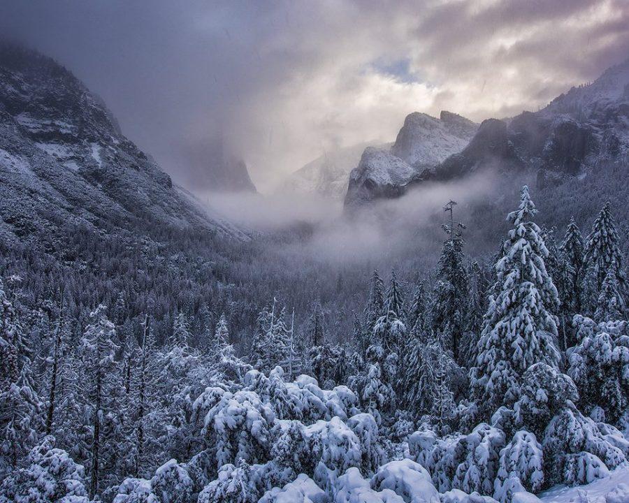 Yosemite Milli Parkı