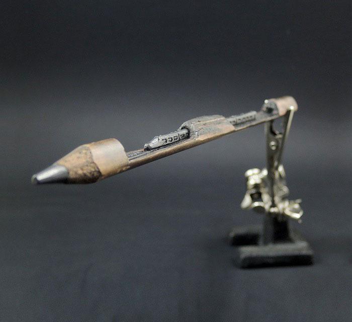 kalem ucu heykel
