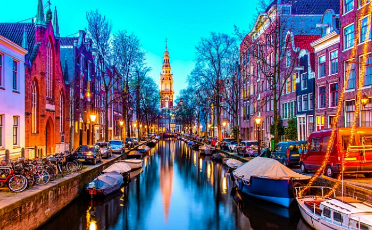 kulturel sehirler amsterdam