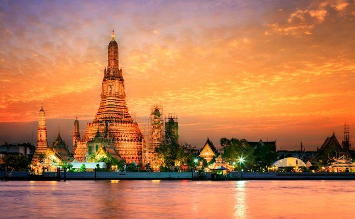 kulturel sehirler bangkok tayland