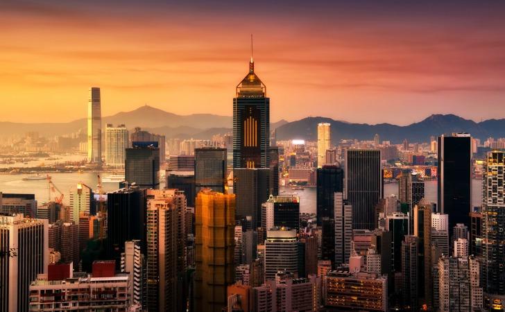 kulturel sehirler hong kong