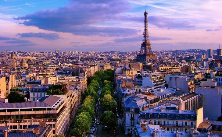 kulturel sehirler paris fransa