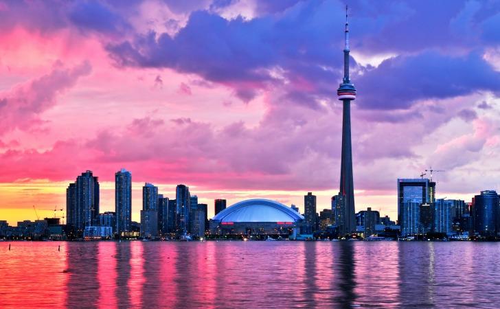 kulturel sehirler toronto kanada
