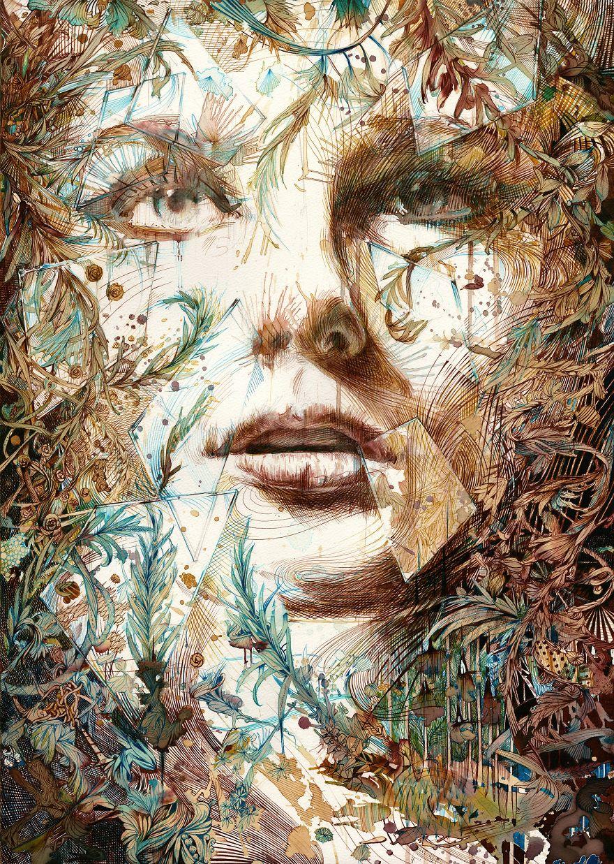 Carne Griffiths sanat