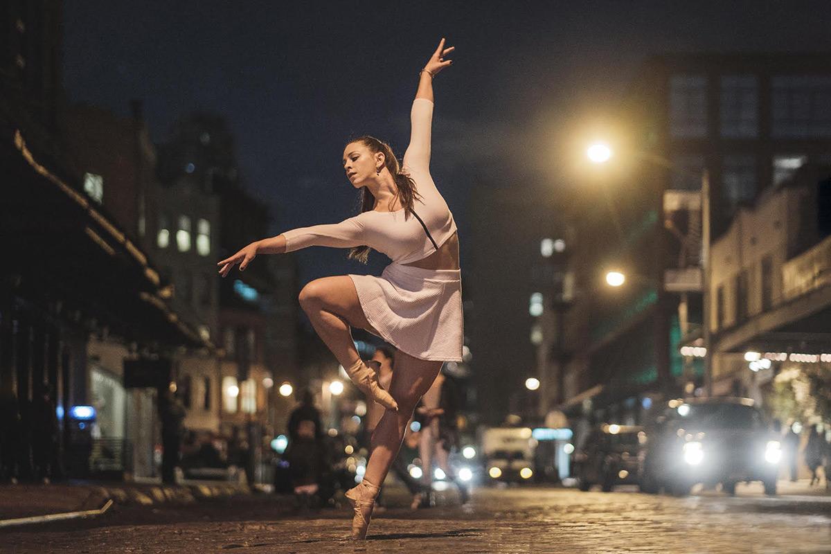 balerin fotoğrafı