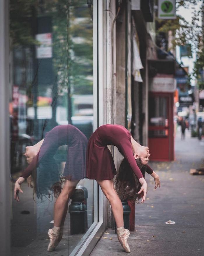 New York balerinleri projesi foto