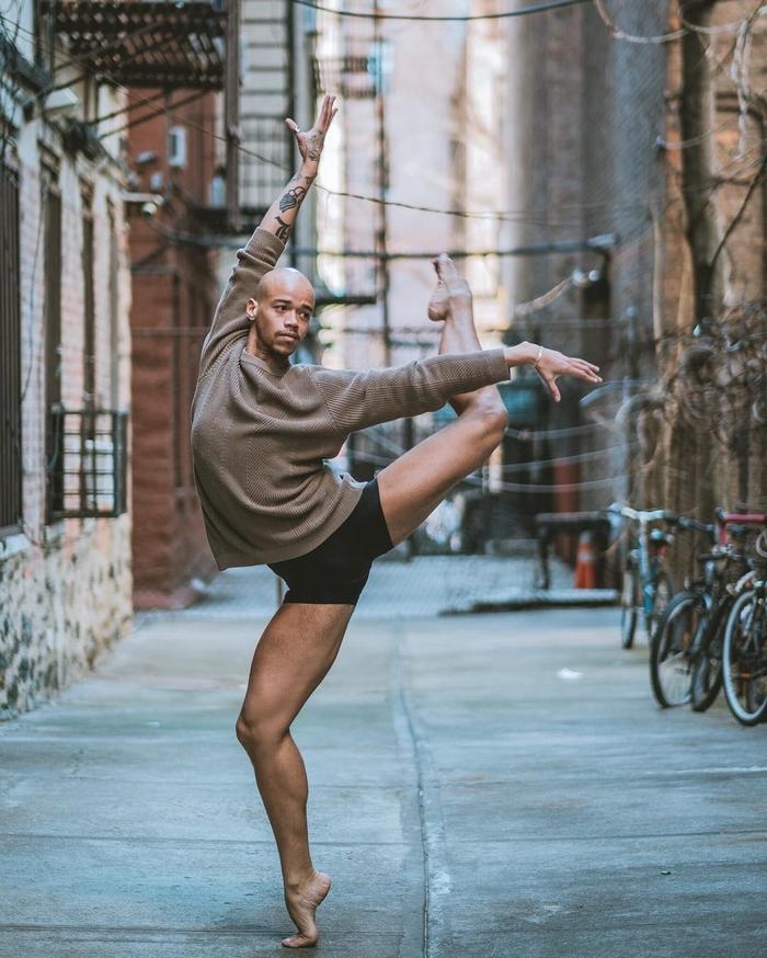 Omar Roble balerin fotoğrafları