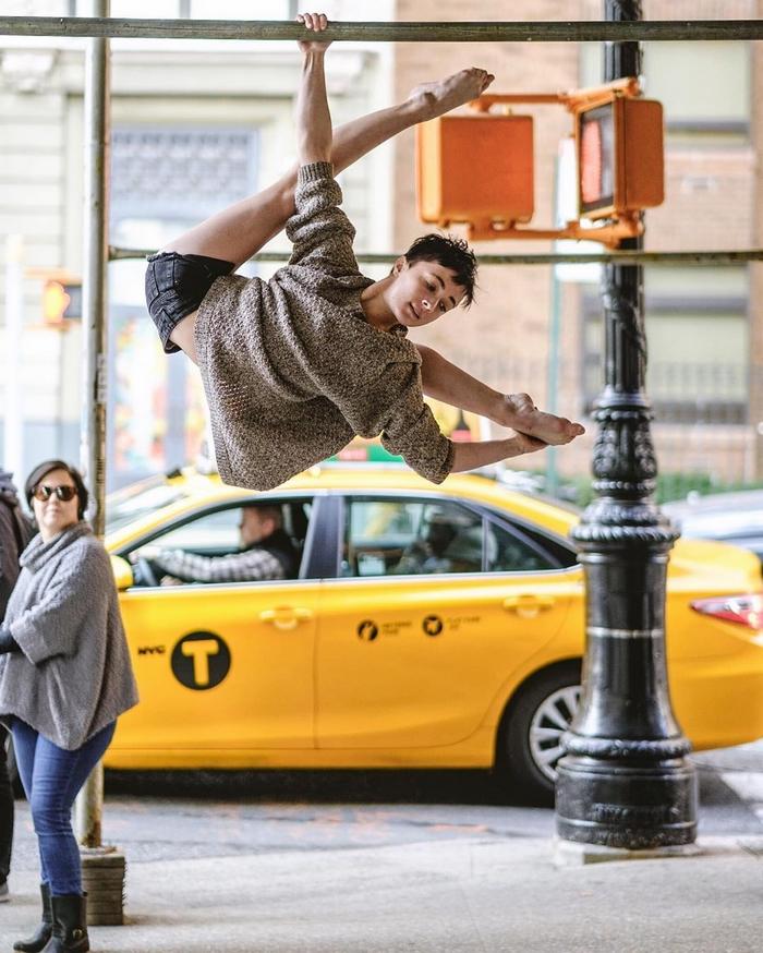 Omar Roble New York balerin fotoğrafları