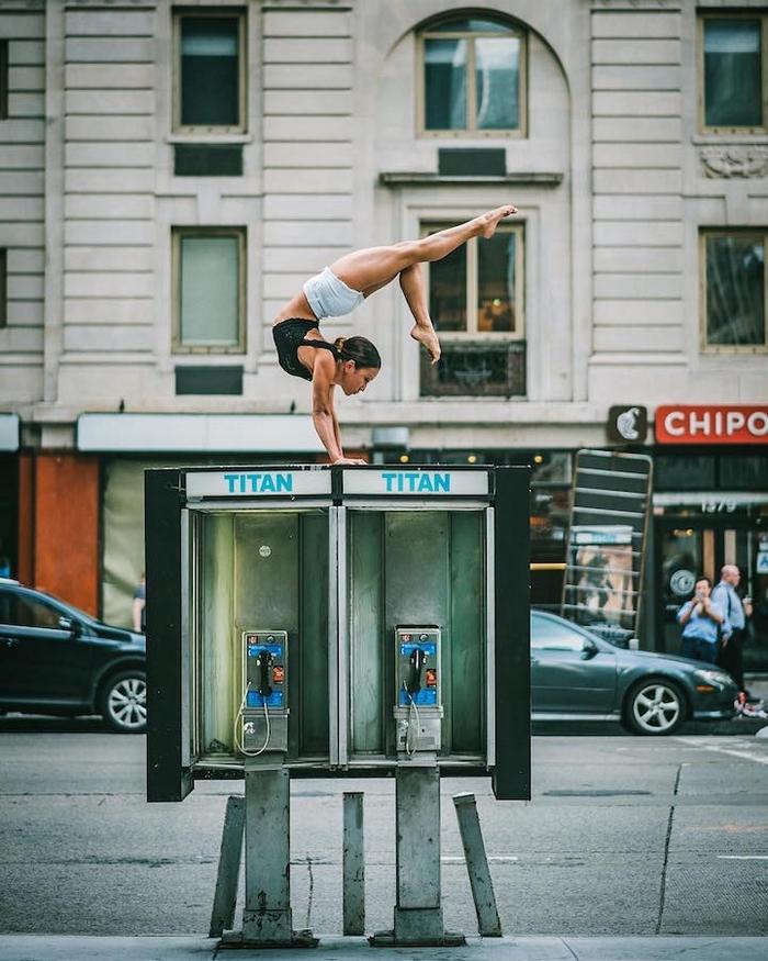 New York balerin fotoğrafları Omar Roble