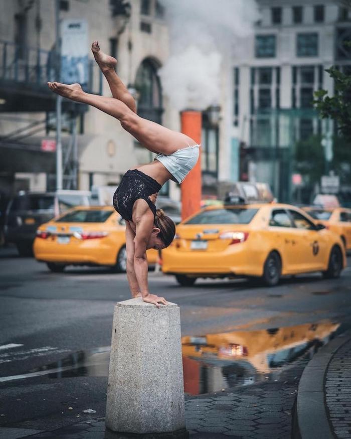New York balerin fotoğrafları projesi Omar Roble