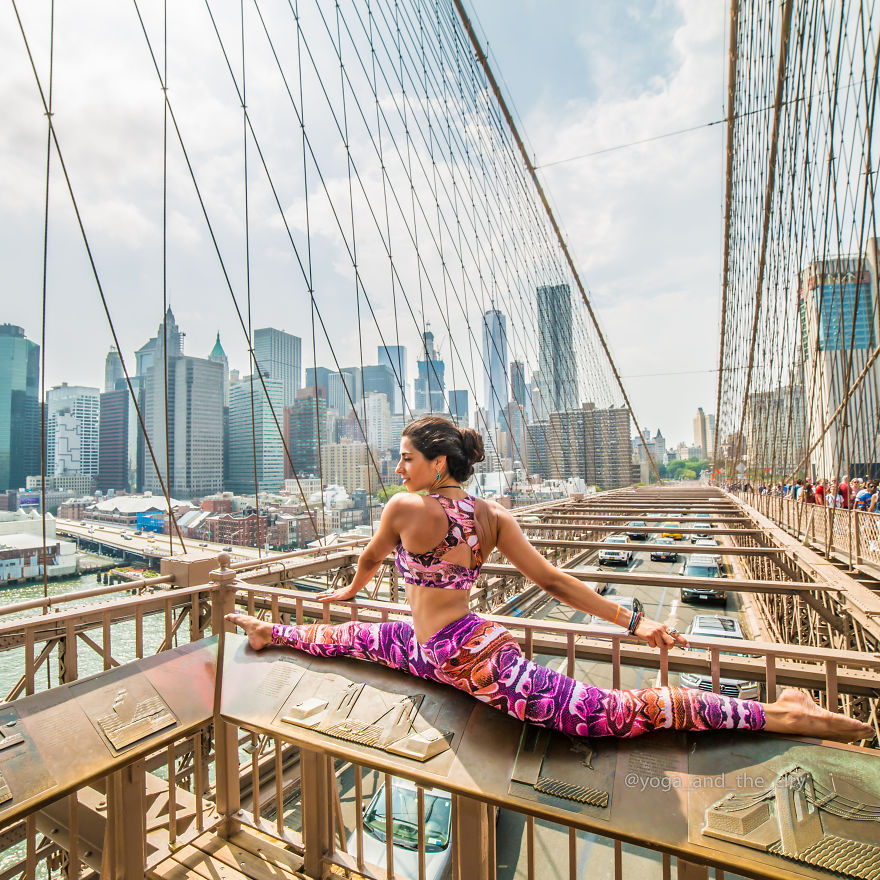 Yoga And The City