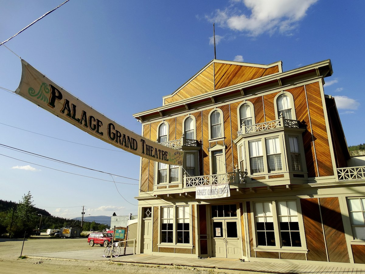 go for a cocktail in yukon canadas ghost town dawson city