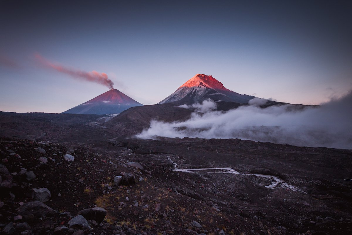visit the steaming mountain geysers of kamchatka russia
