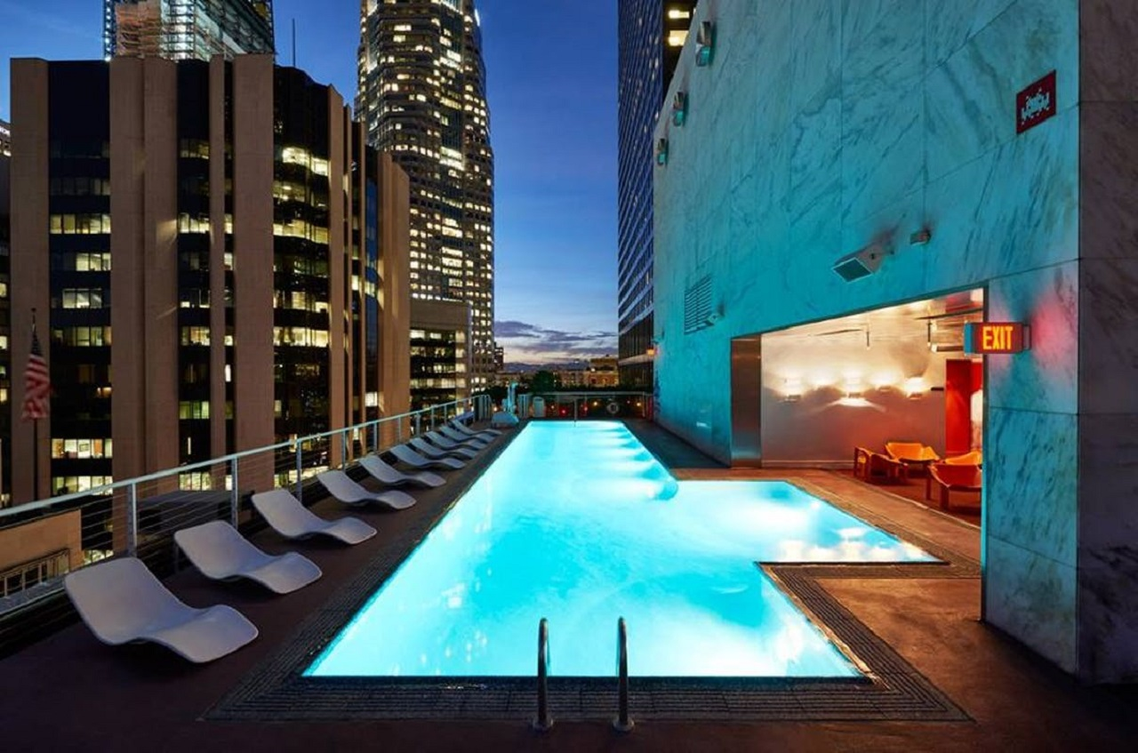 california los angeles standard pool