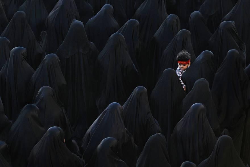 Siyahin merkezi, Bahreyn