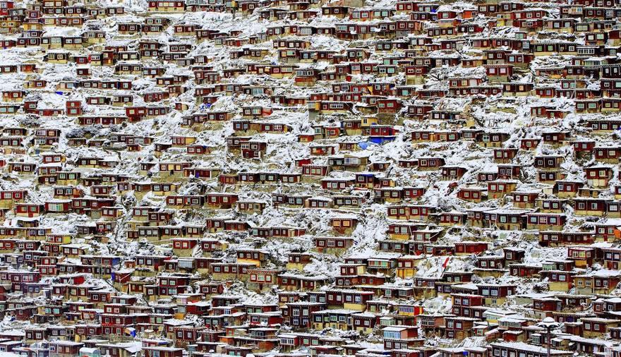Yaşayan yer, Tibet
