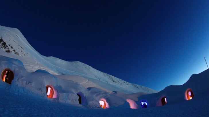 igloo village germany photo by michaela rehle