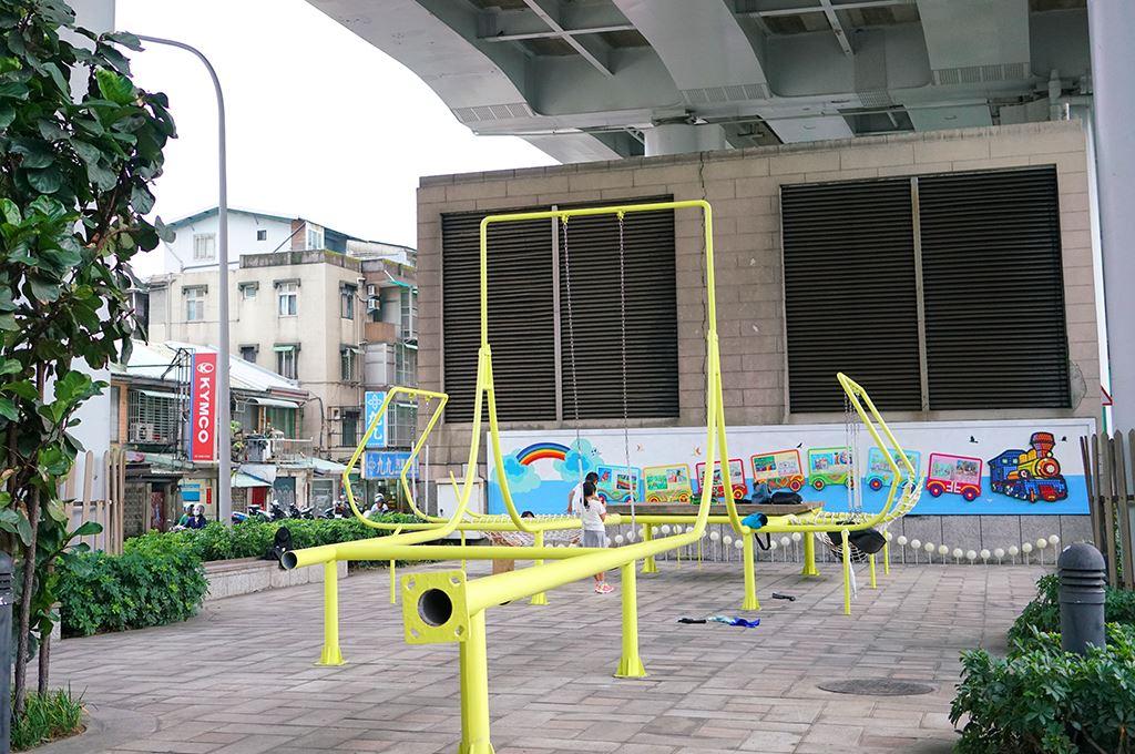 Taipei çöptenoyunparkı