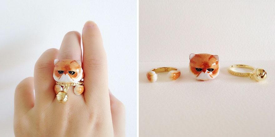 mary lou yüzük kedi